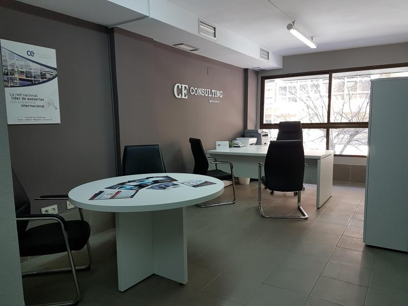 Oficina CE Consulting Cáceres